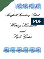 Report Writing Handbook v2