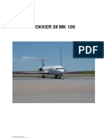Fokker 100 Guide