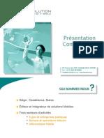 ABC Solution Presentation Commerciale