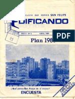 Edificando (v2 n3 /abril 1985)
