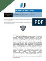 Proyecto Agrupacion Tricolor