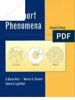 Transport Phenomena (R. Byron Bird, Warren E. Stewart & Edwi