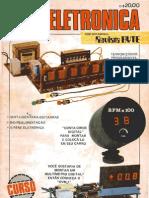 Nova Eletrônica 001 -  Fev1977