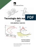 Tecnologia Dels Materials 2a Ed b