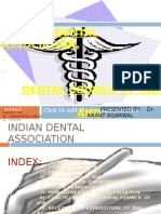Indian Dental Association,
