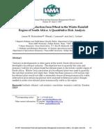 Bio-Ethanol Production From Wheat PDF