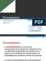 Fisicoquímica Clase 3