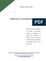 Monografia Criminalidade a Luz Da Criminologia Moderna