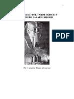 Esoterismo Del Tarot Egipcio