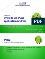 CH01 - Applications Sous Android v1