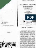 M. VULCANESCU Razboiul pt intregirea Neamului