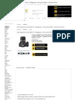 Camera Digital Canon EOS Rebel T2i - 18 Mega Pixels - Kit de Lentes 18-55mm - Garantia de 18 Meses - Universo Das Cameras