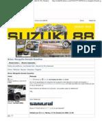 Suzuki 88 - Brico_ Manguito Llenado Gasolina - Suzuki LJ, SJ y Samurai