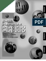 PSR230E