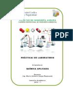 Laboratorio Quimica Aplicada
