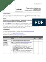UNIV100 r9 Orientation Syllabus Tb