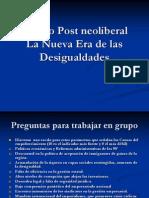 Estado Post Neoliberal