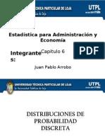 Distribuciones de Probabilidad Discreta 1213926937260756 9