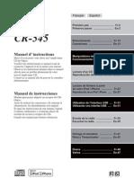 Manual CR-545 FrEs
