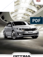 Kia Optima Arac Foyu
