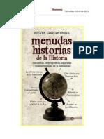Concostrina Nieves - Menudas Historias de La Historia