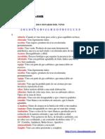 Enologia Diccionario Del Vino