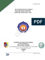 Panduan Penulisan Laporan Revisi