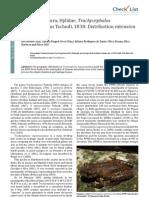 Dias Et Al - Trachycephalus Nigromaculatus