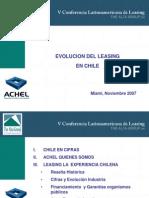 Prsentacion German Ilabaca ACHEL Chile
