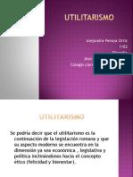 utilitarismo - Peraza - 1102