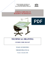 Technical Drawing Book