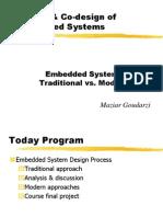 B2-Embedded System Design