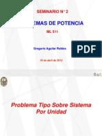 Clase N° 11 - ML 511 - 18-04-2012 - Seminario N° 2
