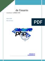 Manual Deame3p v5.4.0