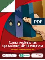 05 Registrar Operaciones