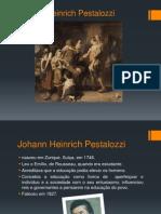 Pestalozzi e a Educação