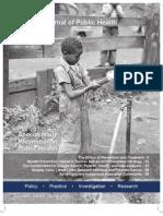 Stanford Journal of Public Health - Volume 2 - Issue 2 - Spring 2012