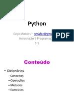 12 Python - Dicionarios