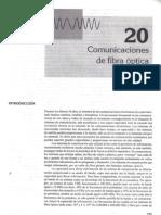 Ch 20 Comunicaciones de Fibra Optica