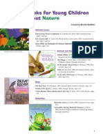 books about nature