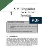 Topik 1 Pen Gen Alan Fonetik Dan Fonologi