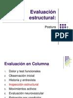 Evaluación estructural