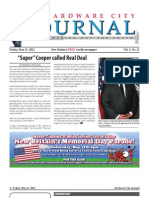 Hardware City Journal - Vol. 3 No. 11 - May 11, 2012