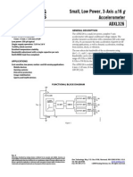 ADXL326_acelerometro