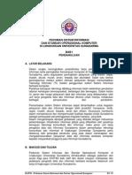 Pedoman Sistem Informasi Dan Standar Operasional Komputer
