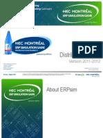 ERPSimGame Distribution 11 Slides En