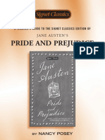 Pride Prejudice Teacher Guide