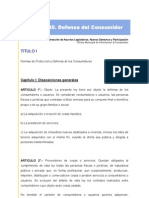 Ley 24240 Defensa Del Consumidor