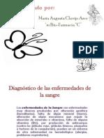 Diagnóstico de las enfermedades de la sangre