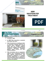 MBR Presentation for Filter Innovations